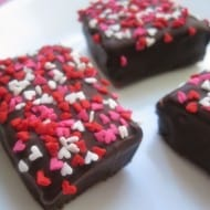 Chocolate Raspberry Valentine's Day Sweets