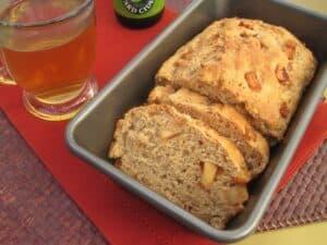 Honey Apple Cider Bread