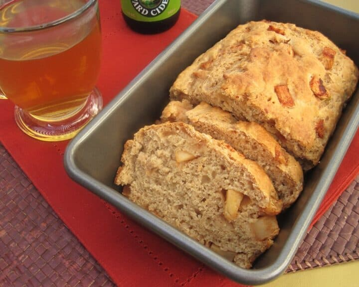 Honey Apple Cider Bread