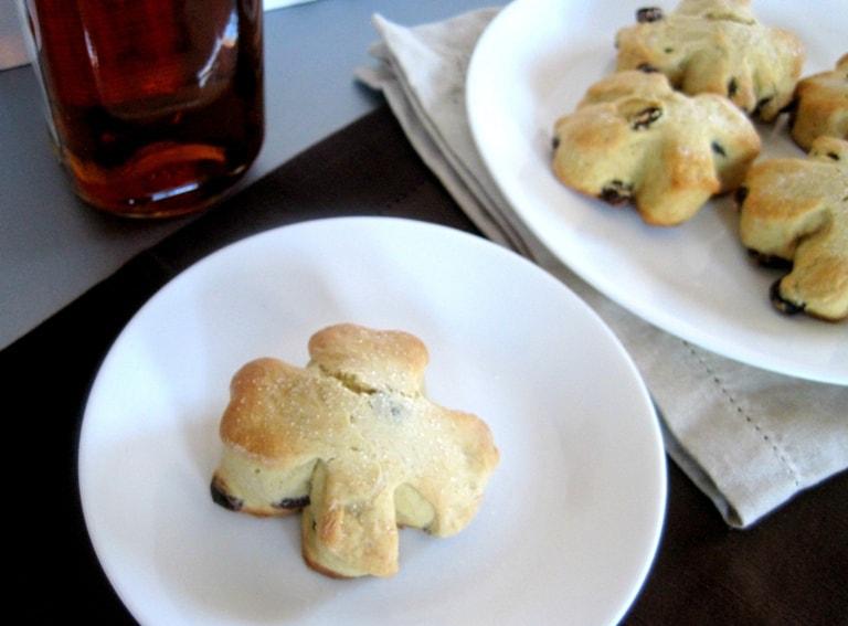 Mini Maple Irish Soda Breads