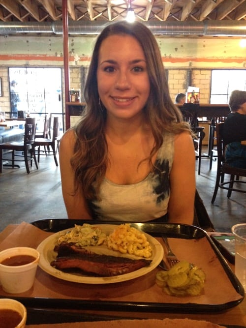 Stiles Switch BBQ & Brew in Austin, TX   www.mysequinedlife.com