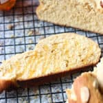 One-Hour Braided Honey Whole Wheat Bread | www.mysequinedlife.com