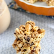 Kitchen Sink Cereal Treats
