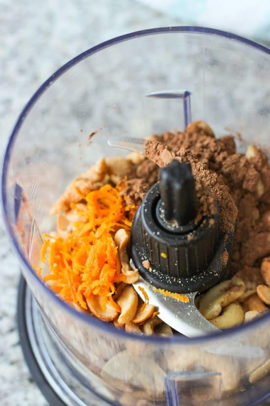 Orange Chocolate Cashew Butter | mysequinedlife.com