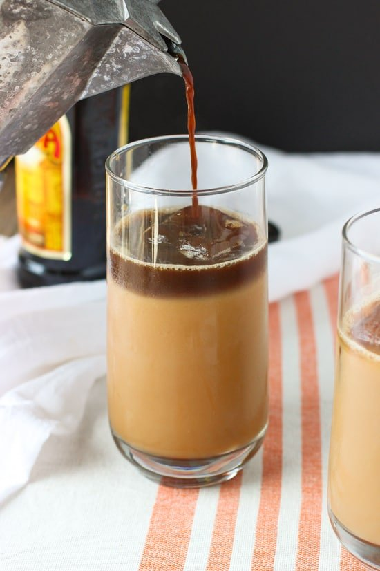 Extra Dirty Iced Chai Tea Latte | mysequinedlife.com