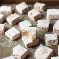 Chocolate Irish Cream Marshmallows