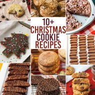 10+ Christmas Cookie Recipes