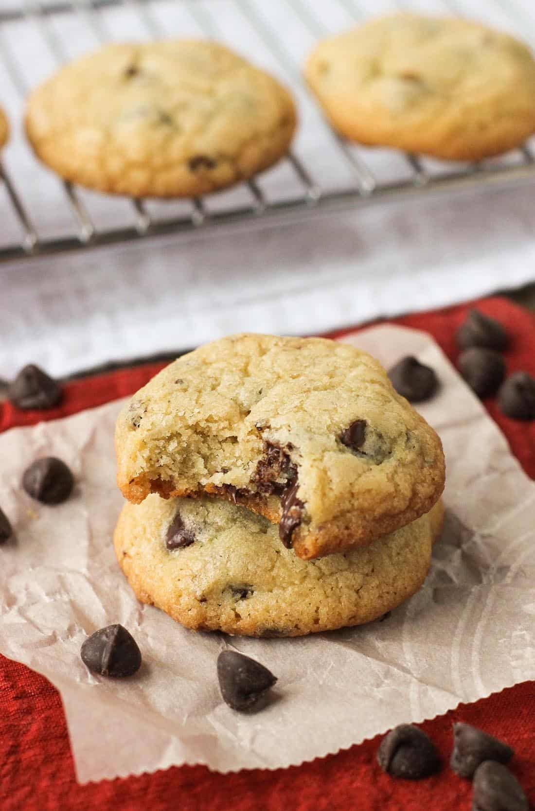 It's simple to make homemade break and bake cookies that you can make directly from the fridge or freezer! Customize the add ins to use your favorite chips, dried fruit, candy, and more! mysequinedlife.com