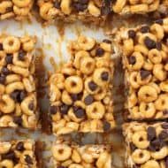 Share Some Love with Cheerios™ + No-Bake Peanut Butter Cereal Bars