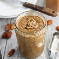 Cinnamon Dolce Latte Almond Butter