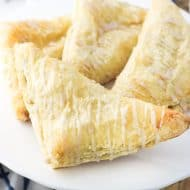 Easy Puff Pastry Apple Turnovers