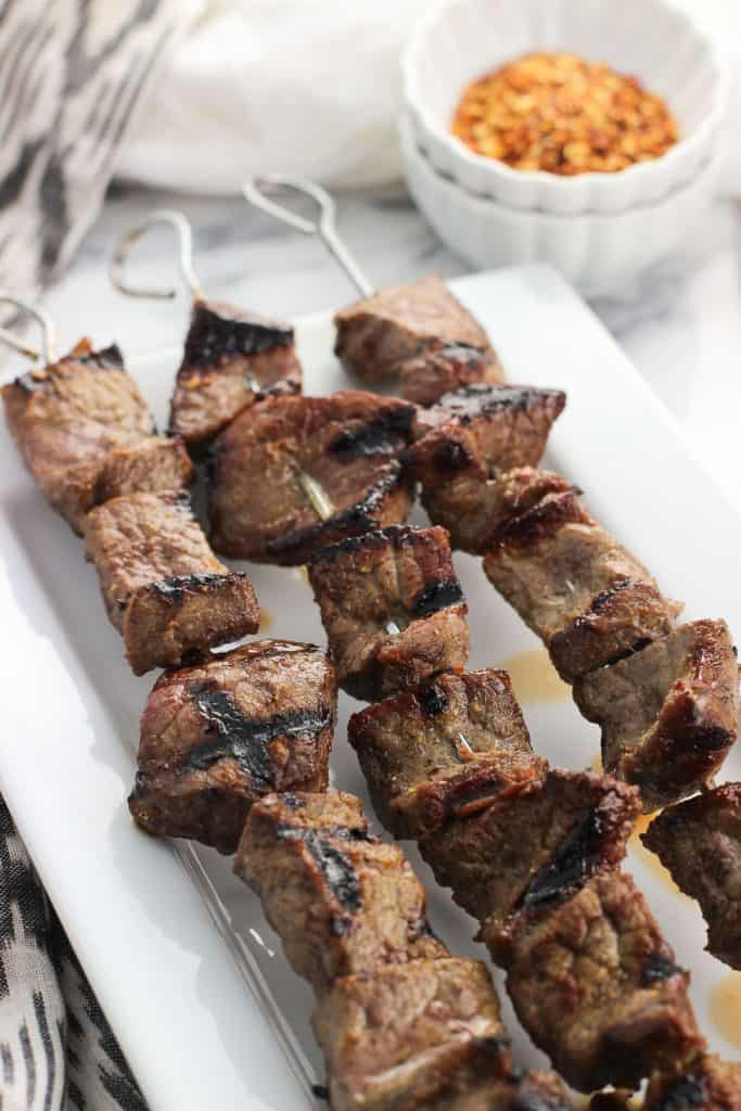 Grilled Cumin Cardamom Steak Kebabs | New Year's Eve Recipes To Serve At Your Cocktail Party | New Year's Eve Recipes