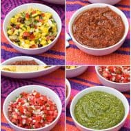 DIY Salsa Bar for Easy Summer Entertaining