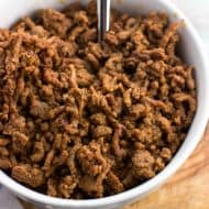 How to Make Taco Meat (Beef or Turkey)