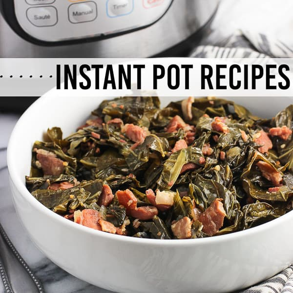 Instant Pot Recipes from My Sequined Life