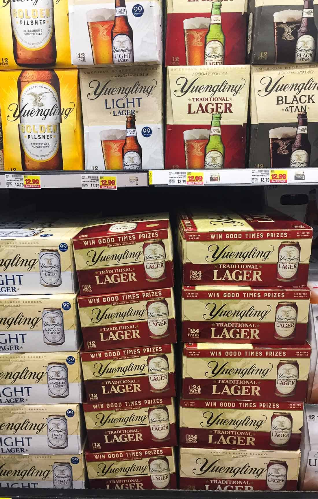 Yuengling's 190th anniversary