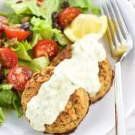 Healthy Baked Tuna Cakes